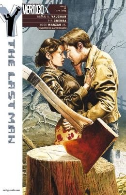 Y: The Last Man #8 (NOOK Comics with Zoom View)