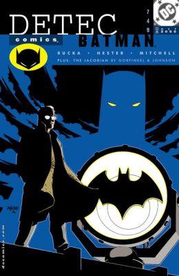 Detective Comics #749 (1937-2011) (NOOK Comics with Zoom View)