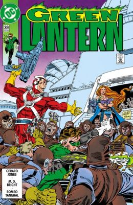 Green Lantern #39 (1990-2004) (NOOK Comics with Zoom View)