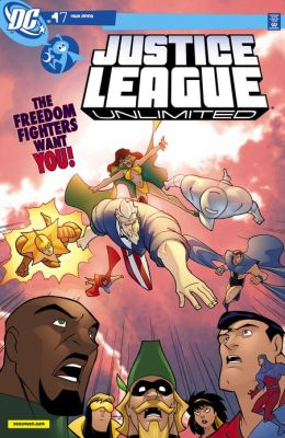Justice League Unlimited #17 (NOOK Comics with Zoom View)