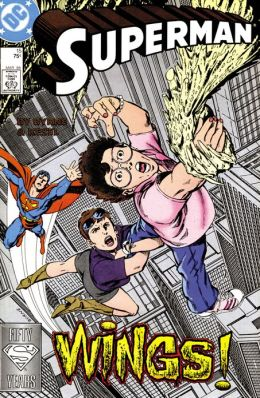 Superman #15 (1987-2006) (NOOK Comics with Zoom View)