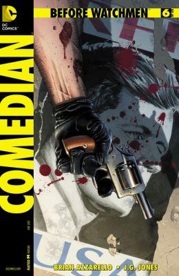 Before Watchmen: Comedian #6 (NOOK Comics with Zoom View)