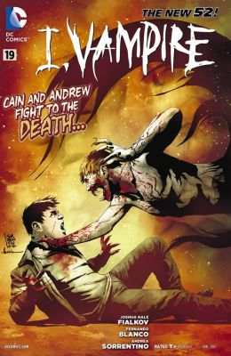 I, Vampire #19 (2011- ) (NOOK Comics with Zoom View)