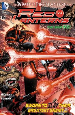 Red Lanterns #19 (2011- ) (NOOK Comics with Zoom View)