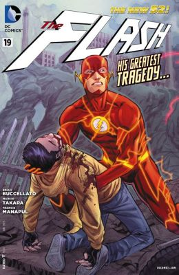 The Flash #19 (2011- ) (NOOK Comics with Zoom View)