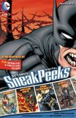 Book Cover Image. Title: DC Comics Digital Sneak Peeks 4/24/13