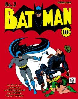 Batman #2 (1940-2011) (NOOK Comics with Zoom View)