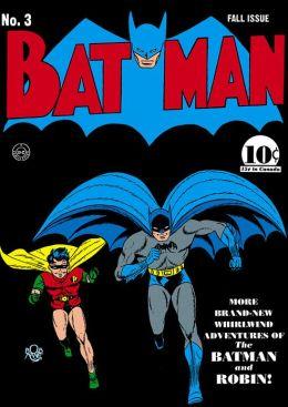 Batman #3 (1940-2011) (NOOK Comics with Zoom View)