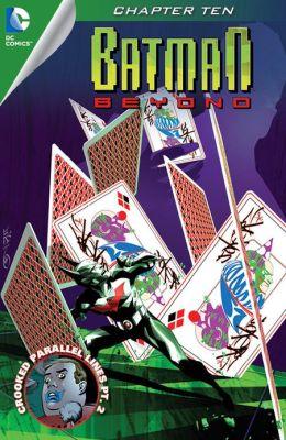 Batman Beyond #10 (2012- ) (NOOK Comics with Zoom View)