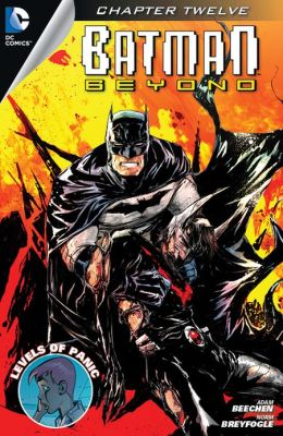 Batman Beyond #12 (2012- ) (NOOK Comics with Zoom View)