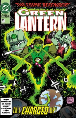 Green Lantern #43 (1990-2004) (NOOK Comics with Zoom View)