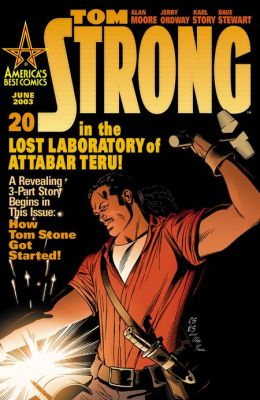 Tom Strong #20 (NOOK Comics with Zoom View)