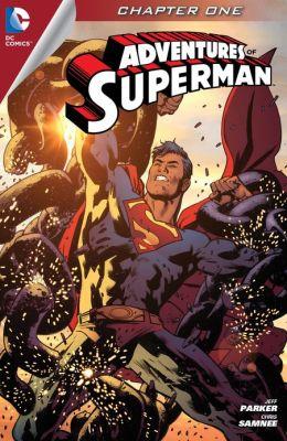 Adventures of Superman #1 (2013- ) (NOOK Comics with Zoom View)