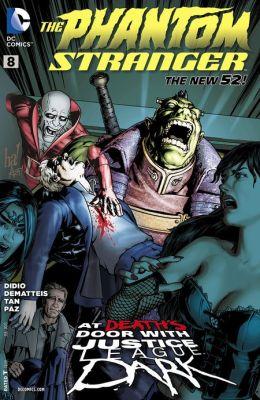 Phantom Stranger #8 (2012- ) (NOOK Comics with Zoom View)
