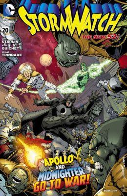 Stormwatch #20 (2011- ) (NOOK Comics with Zoom View)