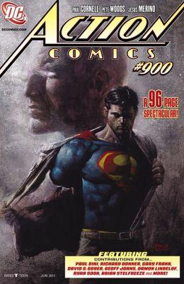 Action Comics #900 (1938-2011) (NOOK Comics with Zoom View)