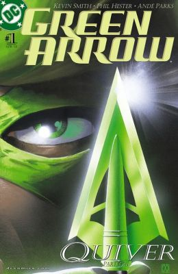 Green Arrow #1 (2001-2007) (NOOK Comic with Zoom View)