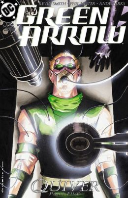 Green Arrow #5 (2001-2007) (NOOK Comic with Zoom View)