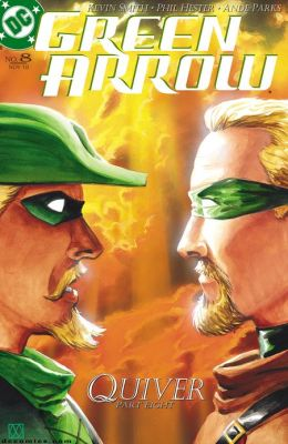 Green Arrow #8 (2001-2007) (NOOK Comic with Zoom View)