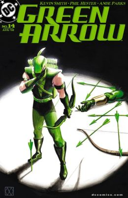 Green Arrow #14 (2001-2007) (NOOK Comic with Zoom View)