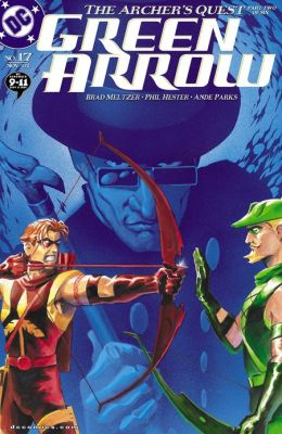 Green Arrow #17 (2001-2007) (NOOK Comic with Zoom View)