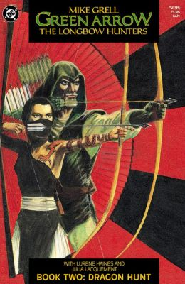 Green Arrow: The Longbow Hunters #2 (NOOK Comic with Zoom View)