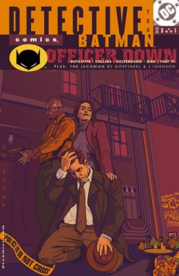 Detective Comics #754 (1937-2011) (NOOK Comics with Zoom View)