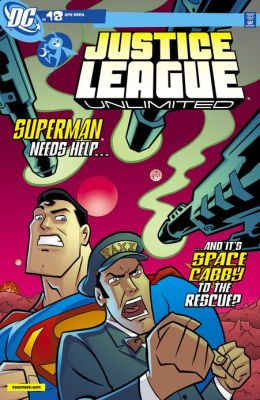 Justice League Unlimited #18 (NOOK Comics with Zoom View)