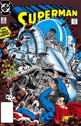 Superman #19 (1987-2006) (NOOK Comics with Zoom View)