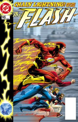 The Flash #145 (1987-2009) (NOOK Comics with Zoom View)