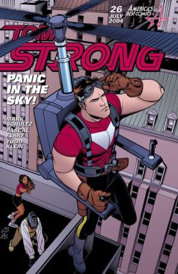 Tom Strong #26 (NOOK Comics with Zoom View)