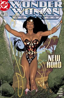 Wonder Woman #159 (1987-2006) (NOOK Comics with Zoom View)