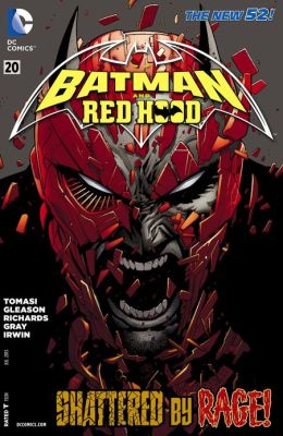 Batman and Robin #20 (2011- ) (NOOK Comics with Zoom View)