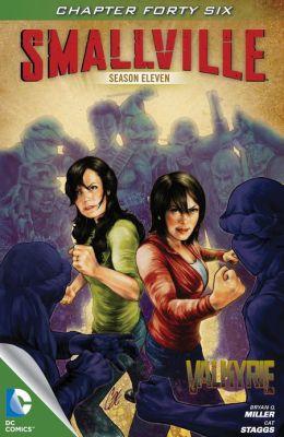 Smallville Season 11 #46 (NOOK Comics with Zoom View)