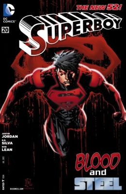 Superboy #20 (2011- ) (NOOK Comics with Zoom View)