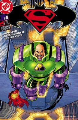 Superman/Batman #6 (NOOK Comics with Zoom View)