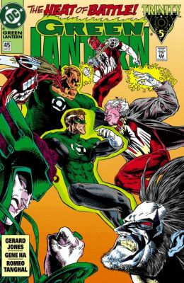Green Lantern #45 (1990-2004) (NOOK Comics with Zoom View)