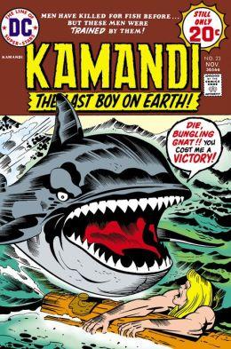 Kamandi: The Last Boy on Earth #23 (1971-1978) (NOOK Comics with Zoom View)