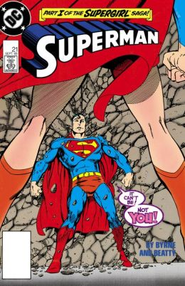 Superman #21 (1987-2006) (NOOK Comics with Zoom View)