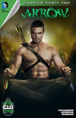 Arrow #32 (2012- ) (NOOK Comics with Zoom View)