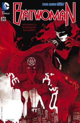 Batwoman #20 (2011- ) (NOOK Comics with Zoom View)
