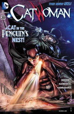 Catwoman #20 (2011- ) (NOOK Comics with Zoom View)