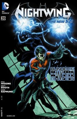 Nightwing #20 (2011- ) (NOOK Comics with Zoom View)