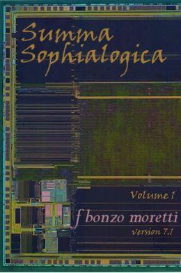 Summa Sophialogica, Volume 1