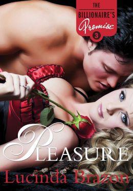 Pleasure: The Billionaire's Promise, Part 3 (A Domination and Submission BDSM Romance)