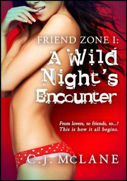 A Wild Night's Encounter: Friend Zone Part 1
