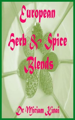 Herb and Spice Blends: European