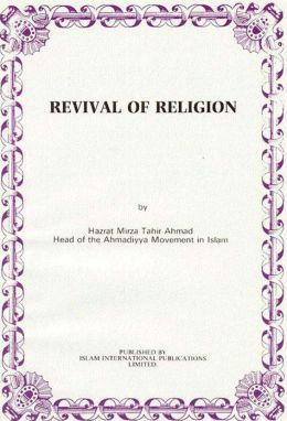 Revival of Religion