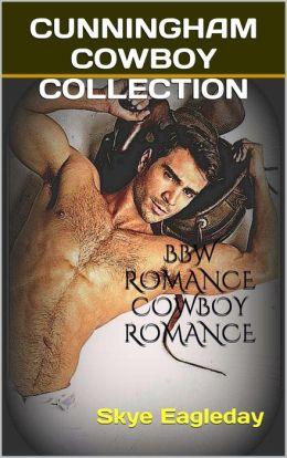 Cunningham Cowboy Collection (BBW Adult Romance)