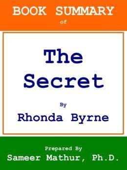 The secret rhonda byrne barnes and noble